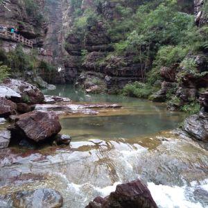 红岩绝壁旅游景点攻略图