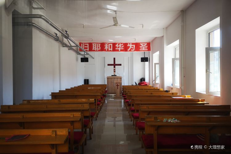 佳木斯市基督教佳西福音堂