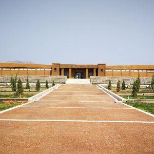 战国中山国王陵遗址旅游景点攻略图