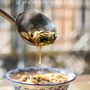 平安区游记图文-青海平安驿10元一碗的揪面片,竟让众多旅游大伽念念不忘