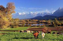欧洲金色的秋天——瑞士