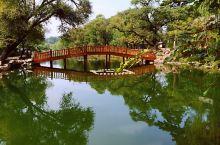 #瓜分10000元#承德避暑山庄的湖泊美景