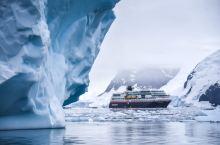 闯入南极的冰雪世界