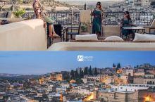 在摩洛哥,住一晚可以看到菲斯全景的民宿