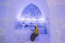 #神奇的酒店#❄️去什么芬兰,中国就有自己的冰雪酒店