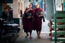 旅行在缅甸