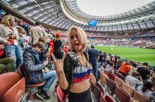 2018年俄罗斯世界杯开幕式&揭幕战
