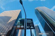 摩登都市洛杉矶,downtown让人耳目一新。