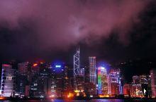 一夜之间爱上香港