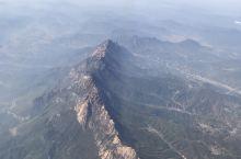 天空角度看三清山