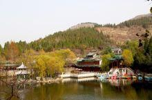 红叶谷初冬美景