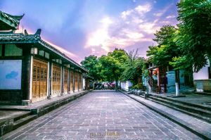 Langzhong,Recommendations