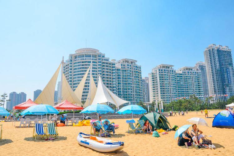 웨이하이 국제해수욕장3