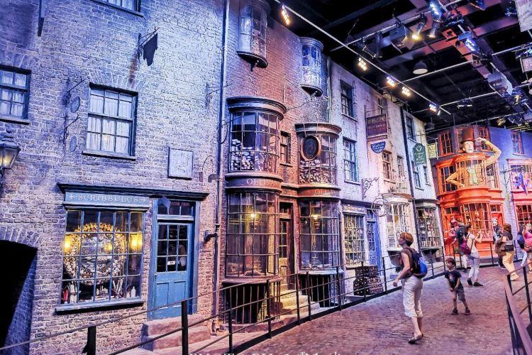 Harry potter studio(Warner Brother's Studio)4