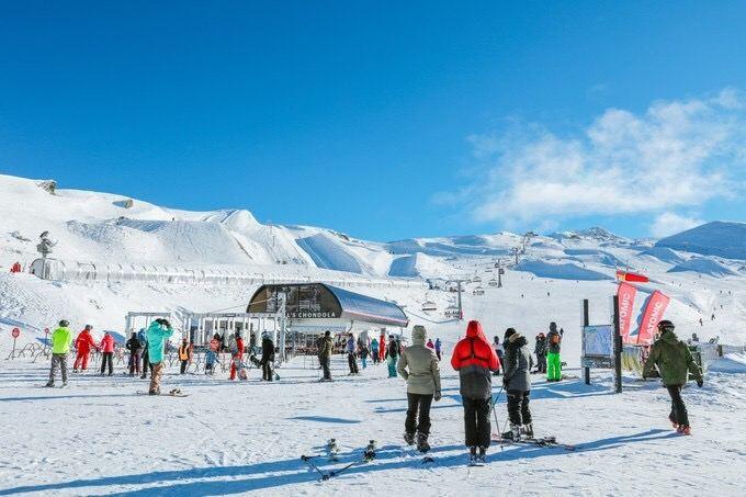 卡德羅納高山滑雪度假村2
