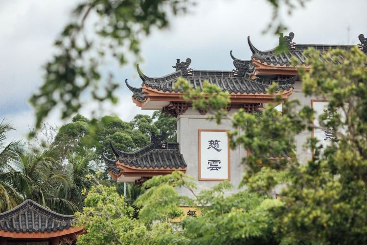 Bo'ao Buddhist Temple2