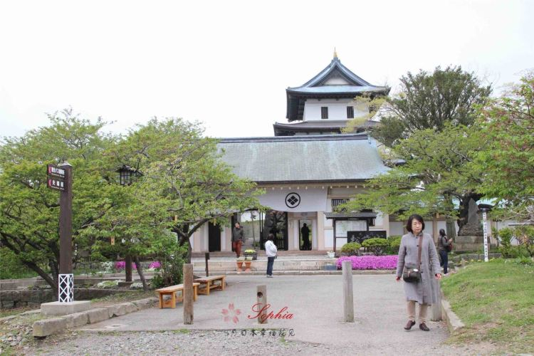 Matsumae Castle2
