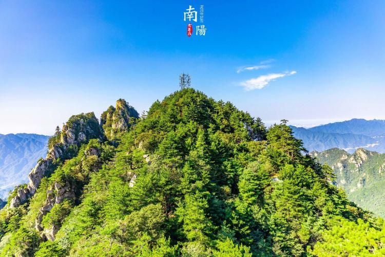Laojie (Old Boundary) Ridge1