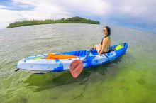 苏禄海上的海龟群岛