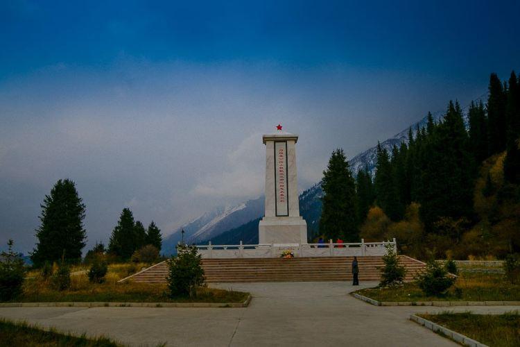 喬爾瑪革命烈士陵園4