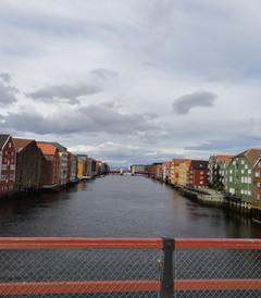 [特隆赫姆游记图片] 北欧万里逐光行——芬兰、瑞典、挪威三国自驾游(续十四)