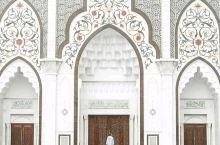 去马来西亚,这座小清新界的清真寺更值得打卡!