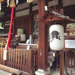冈崎神社旅游景点攻略图