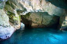 走进以色列和黎巴嫩边境线上的地质奇观,地中海畔的神秘蓝洞