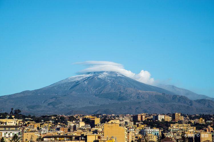 埃特納火山1
