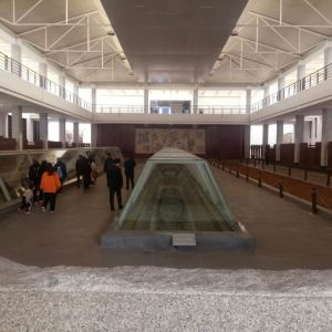 汉兵马俑博物馆旅游景点攻略图