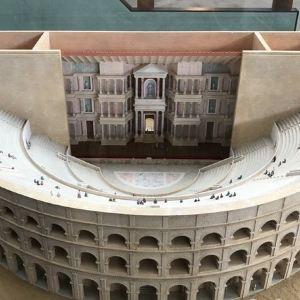 古代剧场旅游景点攻略图