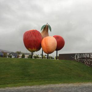 克伦威尔镇旅游景点攻略图