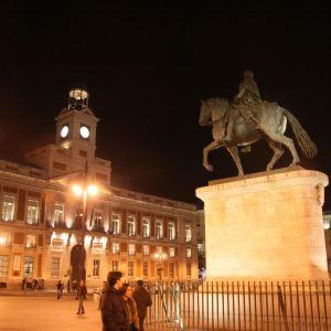 塞哥维亚马约尔广场旅游景点攻略图