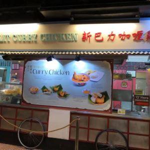 马来西亚美食街旅游景点攻略图