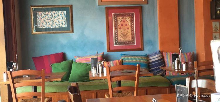 Zeytin at the Mount Mediterranean Cafe