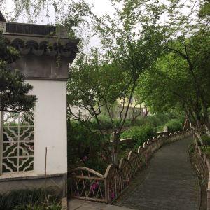 木渎古镇旅游景点攻略图