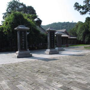 轩辕庙旅游景点攻略图
