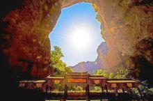 贵州美景 峡谷风光,千仞绝壁——织金大峡谷
