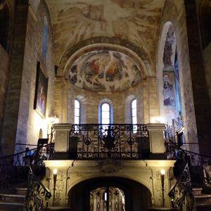 圣乔治女修道院旅游景点攻略图