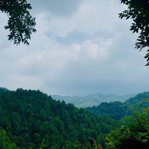 皇龙峡漂流旅游景点攻略图