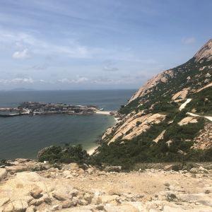 庙湾岛旅游景点攻略图