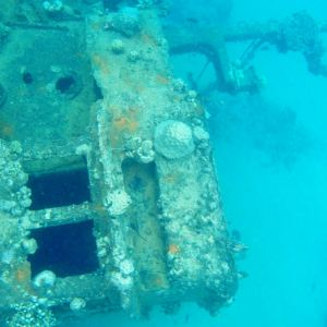 里斯本丸沉船遗址旅游景点攻略图