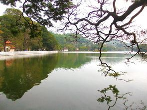 康提湖旅游景点攻略图