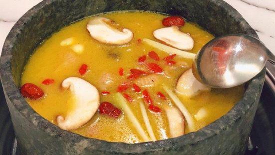 喬記魯朗石鍋雞