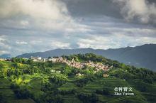 元阳梯田,有17多万亩,被命名为绿水青山就是金山银山实践基地