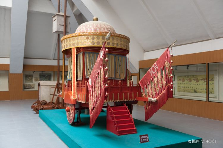 Linzi Chinese Ancient Vehicle Museum1