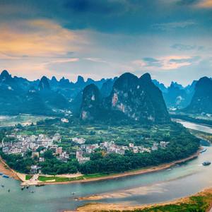 桂林游记图文-在阳朔拥抱山水之摇篮 在龙脊追寻田野之秋色 【附交通攻略】