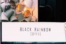 杭州黑色工业风设计咖啡店