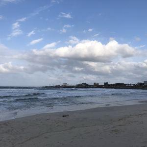 月汀里海边旅游景点攻略图