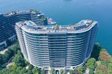 无敌湖岸线,ins风网红泳池,巴厘岛既视感迷雾丛林,在千岛湖绿城度假酒店的完美初秋度